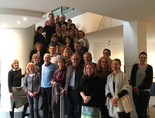 Arbeitssitzung am 22. März 2018 in Berlin